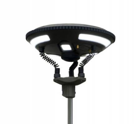 UFO solar lamp
